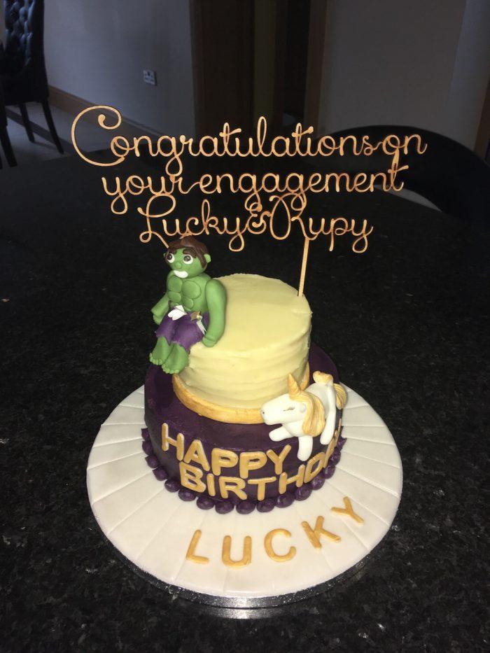 Lucky & Rupy